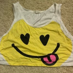 Small Forever 21 crop top